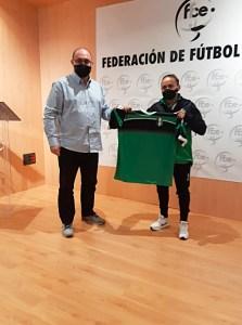 Rafael Peña, con 'Coquito' Gálvez, la nueva jugada del Hércules