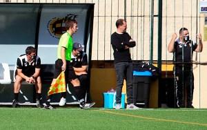 El entrenador del Ceuta admite que su equipo tiene que sumar más puntos sin quiere llegar a la segunda fase con opciones