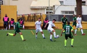 El Ceuta regresa al 'Pirri' dispuesto a sumar su tercera victoria consecutiva