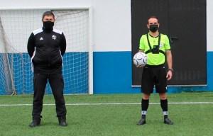 Los árbitros empezarán a usar cámaras en la jornada de este fin de semana / Foto: FFCE