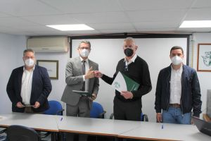 Una imagen de la reunión mantenida en Cádiz / Foto: FFCE