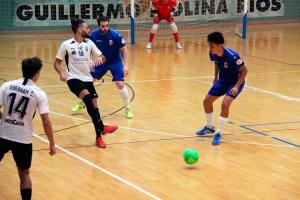Lucas Francini confía en que el Ceutí recobre ante el Barça B la senda del triunfo