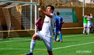 Reina espera seguir aportándole goles al Ceuta