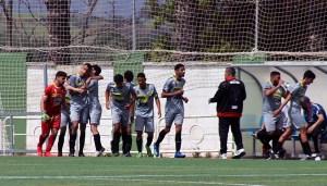 Los sportinguistas han logrado una importantísima victoria ante un rival directo / A. Sánchez