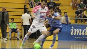 El CD El Ejido Futsal ha goleado al Noia por 8-1