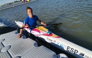 Isa Contreras lleva una semana fantástica en Szeged