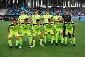 El Ceuta ya tiene siete partidos de pretemporada cerrados
