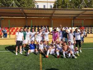 El equipo blanco ha cantado el alirón a falta de una jornada / Foto: S. Camacho