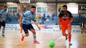 El Durán El Ejido ha vuelto a perder ante el Burela y no ha forzado el tercer partido