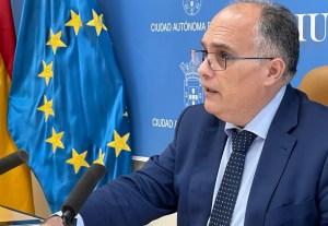 Alberto Gaitán, portavoz del Gobierno de la Ciudad