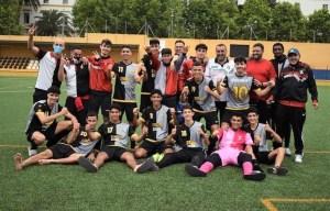 El Sporting Atlético ocupará la plaza del Polillas en la División de Honor Juvenil