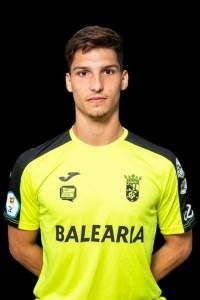 Alejandro Maqueda, ya ex portero del Ceuta
