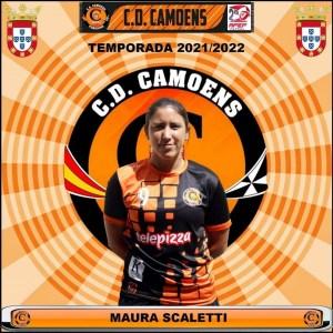 Maura Scaletti continuará en el Camoens