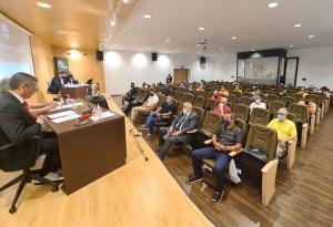 Un momento de la Asamblea General / Foto: FFCE