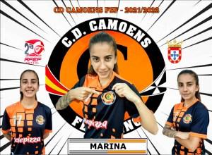 Marina Labrador, nueva jugadora del Camoens