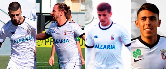 Ismael 'Maruja', David 'Polaco', Jarrobi y Mustafa