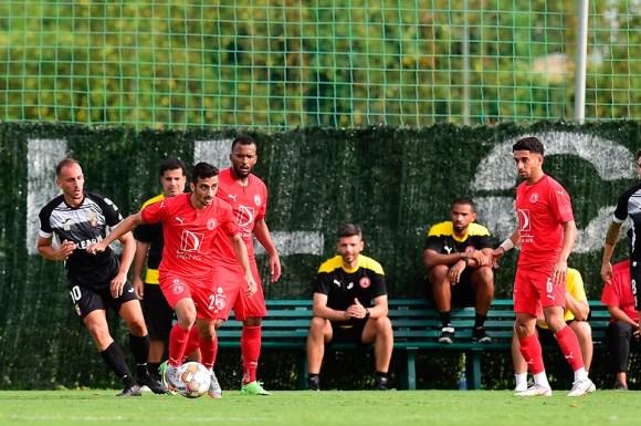 El Ceuta vuelve este martes al Marbella Football Center, donde ya se midió al Al-Arabi catarí