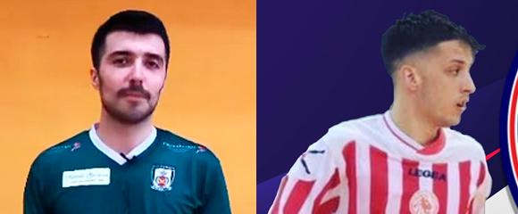 Álvaro Mesa y Vicente Tirapo seguirán jugando en el extranjero