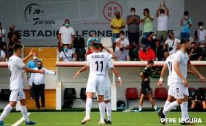El Ceuta se medirá a un equipo canario este domingo en la Liga tras 18 años