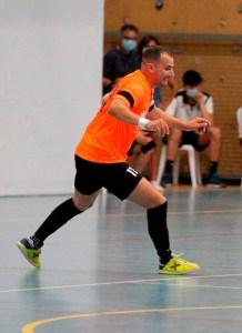 Sufian ha marcado 5 de los 10 goles del Ceutí en Jerez