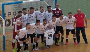 Formación de la UA Ceutí antes de empezar la temporada