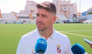 Miguel Ángel Berlanga, entrenador del Ceuta B