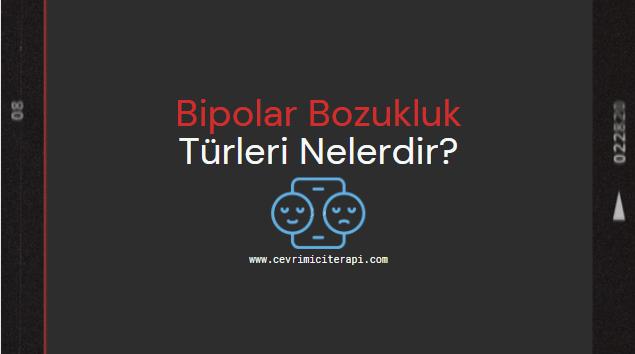 Bipolar Bozukluk Turleri Nelerdir