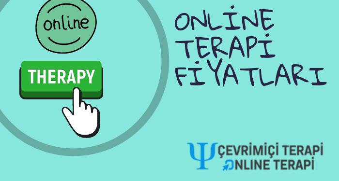 online terapi ücretleri