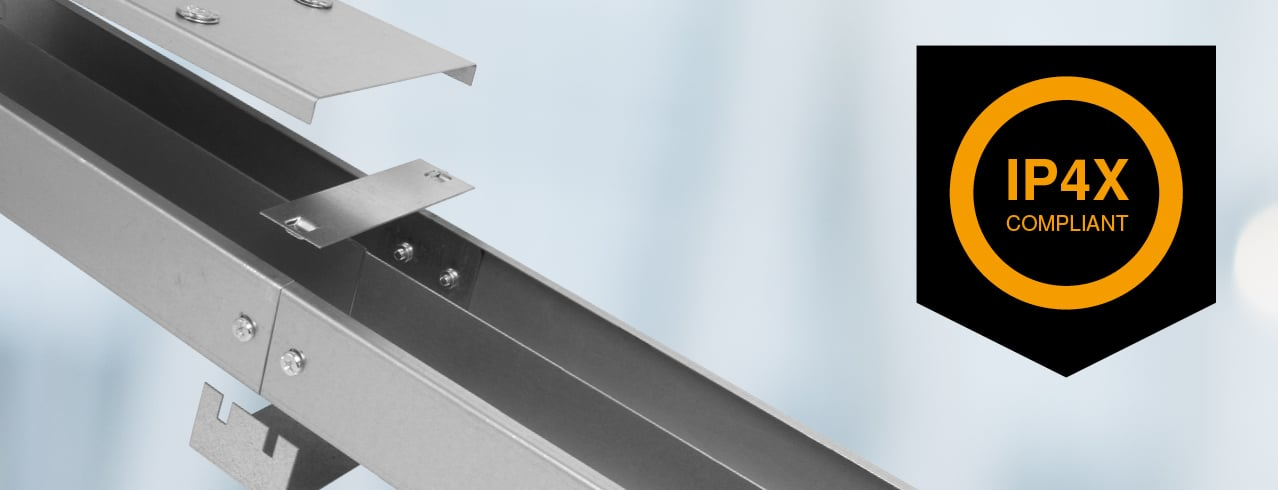 Power and Lighting Trunking