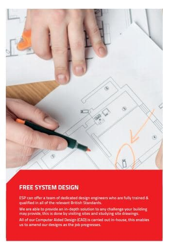 fire alarm system from esp
