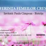 Conferinta Femeilor 20 SEPT. 2014