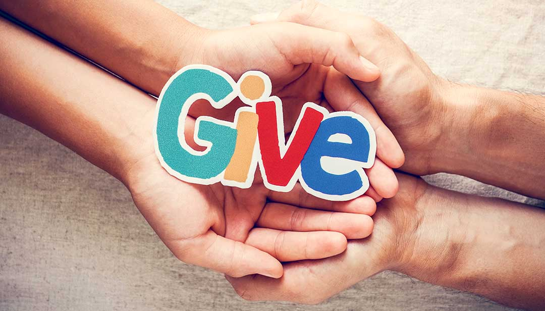 Give to a fund