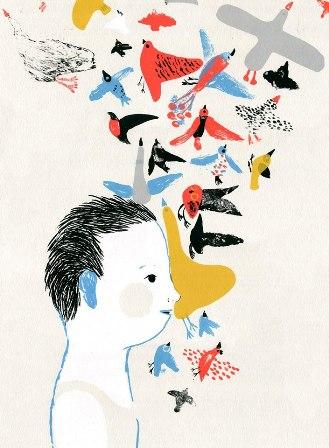 Criança, de Violeta Lopiz