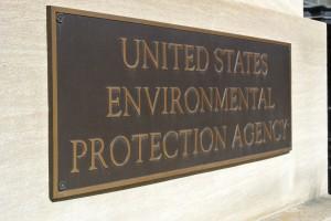 EPA Building Plaque