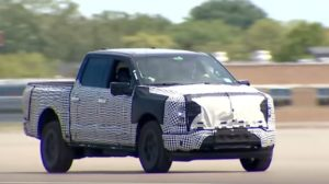 Biden raves over expensive inefficient, electric F-150