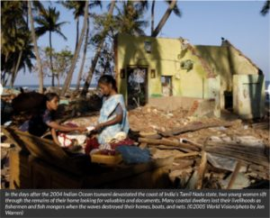 Boats of steel: Resilience of tsunami-ravaged fishing communities in southern India