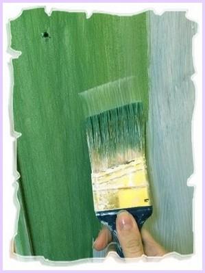 Fabriquer Ses Peintures Maison