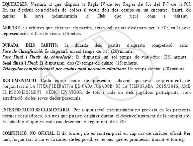 Normativa II