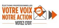 Elections 2019 : ce que propose la CFDT