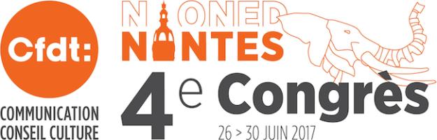 4e congrès de la CFDT F3C - Nantes