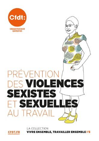 Guide de Prévention des violences sexistes et sexuelles au travail