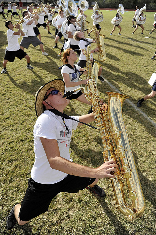 Band Camp Is Fast Approaching!