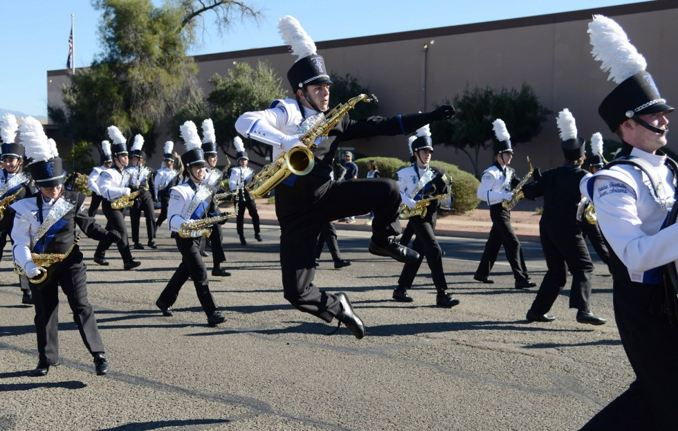 CFHS Falcon Band