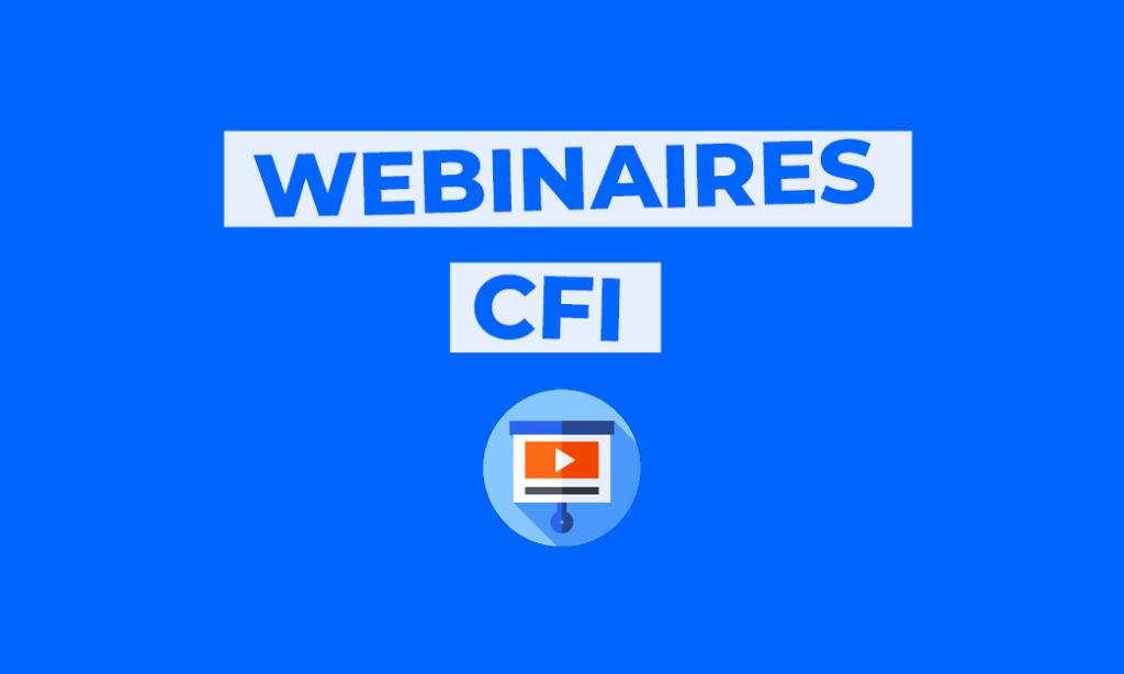 actu webinar CFI ALTERNANCE CLERMONT