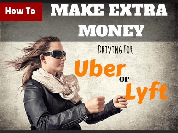 How to Make Money Driving for Uber or Lyft