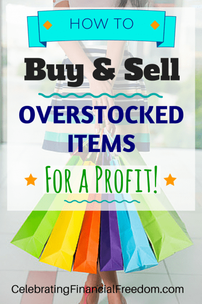 How to Buy and Sell Overstocked Items For a Profit
