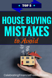 The Top 5 House Buying Mistakes to Avoid