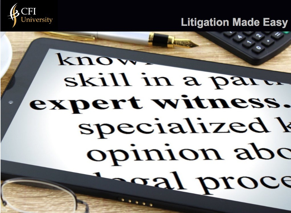 Litigation Made Easy