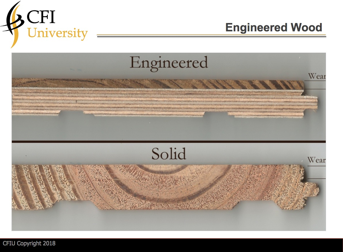 Engineered Wood Course & Exam