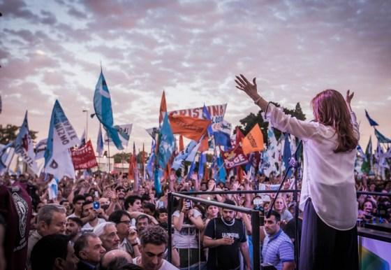 CFK en la UNAJ